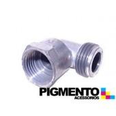 CURVA 90º P/ GAS M/F 1/2 (013 ) UNIVERSAL