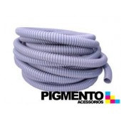 MANGUEIRA ESGOTO AR CONDIC. 16mm (PVC)