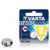 Pilhas Alcalinas Varta LR44 1.5V