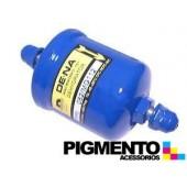 FILTRO C/ PORCA 1/4 100g M112