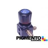 TORNEIRA P/ MANOMETRO 1 VIA (BAIXA PRESSAO)