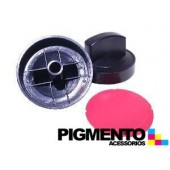 BOTAO P/ FOGAO FURO 10mm INTERMEDIO INDUSTRIAL (PRETO)