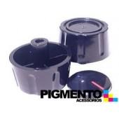 BOTAO P/ FOGAO FURO 6 mm INTERMEDIO ( PRETO) UNIVERSAL