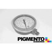 MANOMETRO A PRESSAO P R134A-404-407