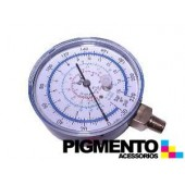 MANOMETRO B. PRESSAO 080mm R134A-404-22-407