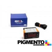 TERMOSTATO DIGITAL SKL ETC-961 (1 SONDA / 1 RELÉ)