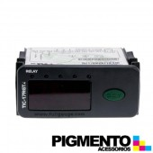 TERMOSTATO DIGITAL FULL GAUGE C/ (1 SENSOR / RELÉ )