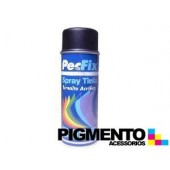 SPRAY TINTA PRETO MATE 400ml.