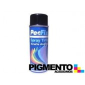 SPRAY TINTA PRETO BRILHANTE 400ml.
