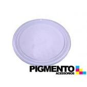 PRATO P/ MICROONDAS GOLDSTAR/ UNIV. 245mm (=609622)