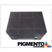 FILTRO DE CARVAO P/ EXAUSTOR 265X150 mm