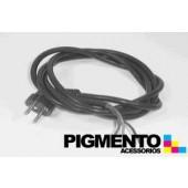 CABO ELETRICO P/ MAQUINA LAVAR 1,5 MT. 3x1,5mm
