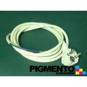 CABO ELETRICO P/ FRIGORIFICO 3X0,75 (2mt.)