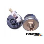 PRESSOSTATO P/ CALDEIRA 1/4 C/ 1 MICRO (2,7 BAR)