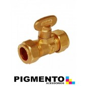 Válvula de enchimento 15MM - ORIGINAL JUNKERS / VULCANO 87161424110