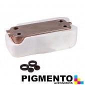 Permutador térmico - ORIGINAL JUNKERS / VULCANO 87167710390