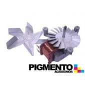 MOTOR FORNO VENTILADO C/ TURBINA (VEIO 32mm ALT.) REF: AR081589 / 081589 / C00081589