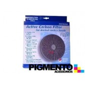 FILTRO DE CARVAO ACTIVO ARISTON / INDESIT REF: AR090701 / 090701 / C00090701