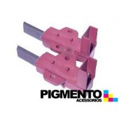 KIT ESCOVAS CARVAO ARISTON/INDESIT REF: AR196539 / 196539 / C00196539