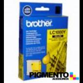 Tinteiro 130/330/540/750CW/240/440CN/660CN (LC1000Y) Amarelo COMPATIVEL