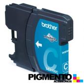Tinteiro MFC6490CW/DCP6690CW (LC1100C) Azul COMPATIVEL
