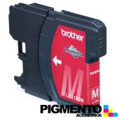 Tinteiro MFC6490CW/DCP6690CW (LC1100M) Magenta COMPATIVEL