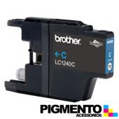 Tinteiro MFCJ6510DW/MFCJ6710DW/MFC6910DW (LC1240C) Azul COMPATIVEL