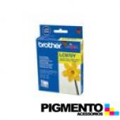 Tinteiro DCP135/150C/MFC235C/260C (LC970Y) Amarelo COMPATIVEL