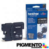 Tinteiro DCP145C (LC980BK) Preto COMPATIVEL