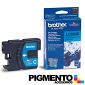 Tinteiro DCP145C (LC980C) Azul COMPATIVEL