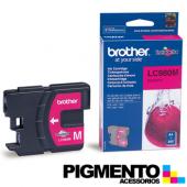 Tinteiro DCP145C (LC980M) Magenta COMPATIVEL