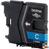 Tinteiro DCPJ125/MFCJ265W/MFCJ410/J315W (LC985C) Azul COMPATIVEL