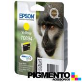 Tinteiro Epson S20/SX105/SX205/SX405/BX300F Amarelo COMPATÍVEL