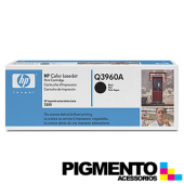 Toner LD Color Laserjet 2550/2820/2840  (Q3960A) Preto COMPATIVEL