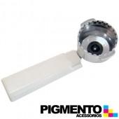 Porta Filtros (com mola) em Alumínio, sem fixador - BRIEL