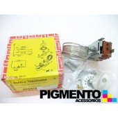 TERMOSTATO FRIG. 1 PORTA C/ DESCONG.2 T. (077B7002) (KIT N.2
