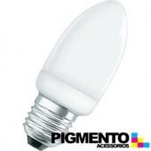 LAMPADA ECONOM. FLOURESC. E14-9W=40W./430 lm OSRAM