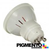 LAMPADA DE LED 3,5W-AC 220-240V. GU10 (350 LUMEN)