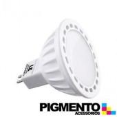 LAMPADA DE LED 4W-12V. GU5.3 (280 LUMEN)