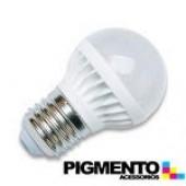 LAMPADA DE LED 5W=35W. 230V. A5 G45 E27 (375 LUMEN / 6400K)