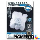 Sacos ASPIRADOR  Wonderbag Endura  X4  WB484720